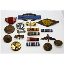 WWII US Army Infantry & ASAAF Lot