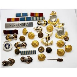 Vietnam Coast Guard Master Chief Petty Officer Lot