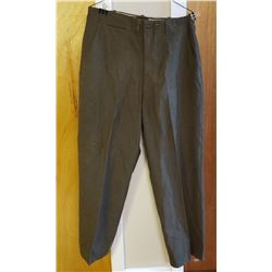 WWII US Army Trousers W34xL33