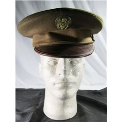WWII US Army Dress Cap