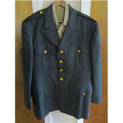 3rd Cavalry Regiment Class A Uniform Jacket & Shir