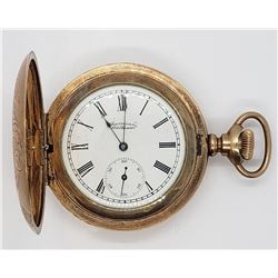 1897 AMERICAN WALTHAM POCKET WATCH
