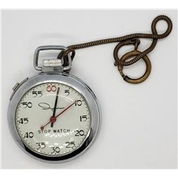 INGRAHAM STOP WATCH - WORKS