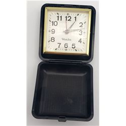 Vintage Westclox Travel Alarm Clock!