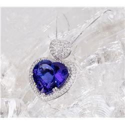 "Effy ""Tanzanite Royale"" pendant"