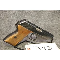 PROHIBITED Mauser HSC