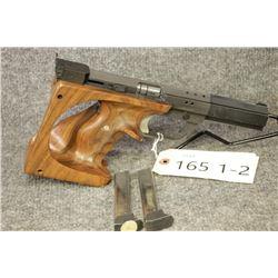 RESTRICTED Hammerli M232
