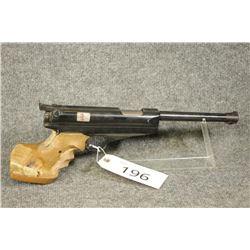 Non-Restricted. Feinwerkbau Target Air Pistol CHANGED