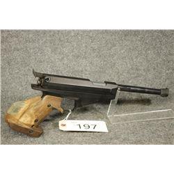 Non-Restricted. Feinwerkbau Target Air Pistol