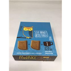 Awake Caffeinated Chocolate (12 x 30g)