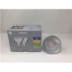 GE Classic LED 1300 Lumens Bulbs 2-Pack