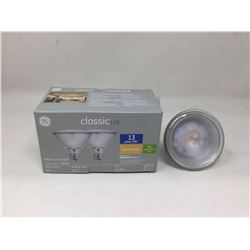 GE Classic LED 850 Lumens Bulbs 2-Pack
