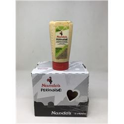 Case of Nando's Perinaise Mayonnaise Style Dressing (6 x 255mL)