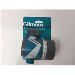 GilmourSingle-Outlet Mechanical Water Timer