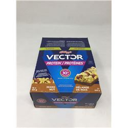Vector Mixed Nut Protein Bars (600g)