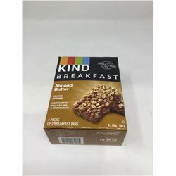 Kind Almond Butter Breakfast Bars (200g)