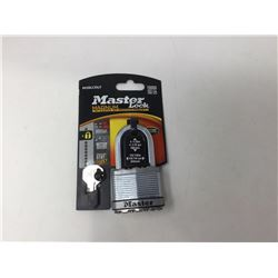 Master Lock Magnum- S.S Lock and Key