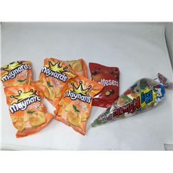 Lot of Assorted Snacks