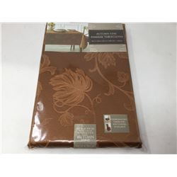 Autumn Vine Damask Tablecloth (60in x 104in)