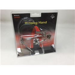 Helping Hand Clamping Magnifying Glass