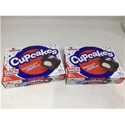 Hostess Cupcakes- Chocolate (2 x 6)