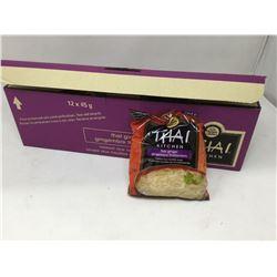 Thai Kitchen- Thai Ginger Instant Rice Noodle Soup (12 x 45g)