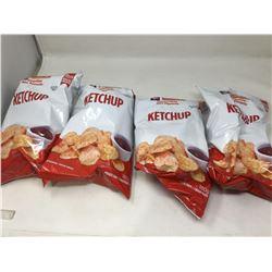 Circle K Favourites Ketchup Potato Chips (4 x 180g)