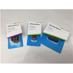 Mobile Spec- Assorted Products