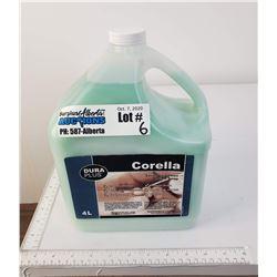 4L jug of Dura Plus Corella Lotion Soap