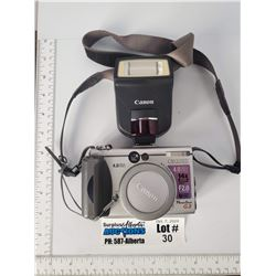 Canon Power Shot G3 4.0 Megapixel Digital Camera with Flash