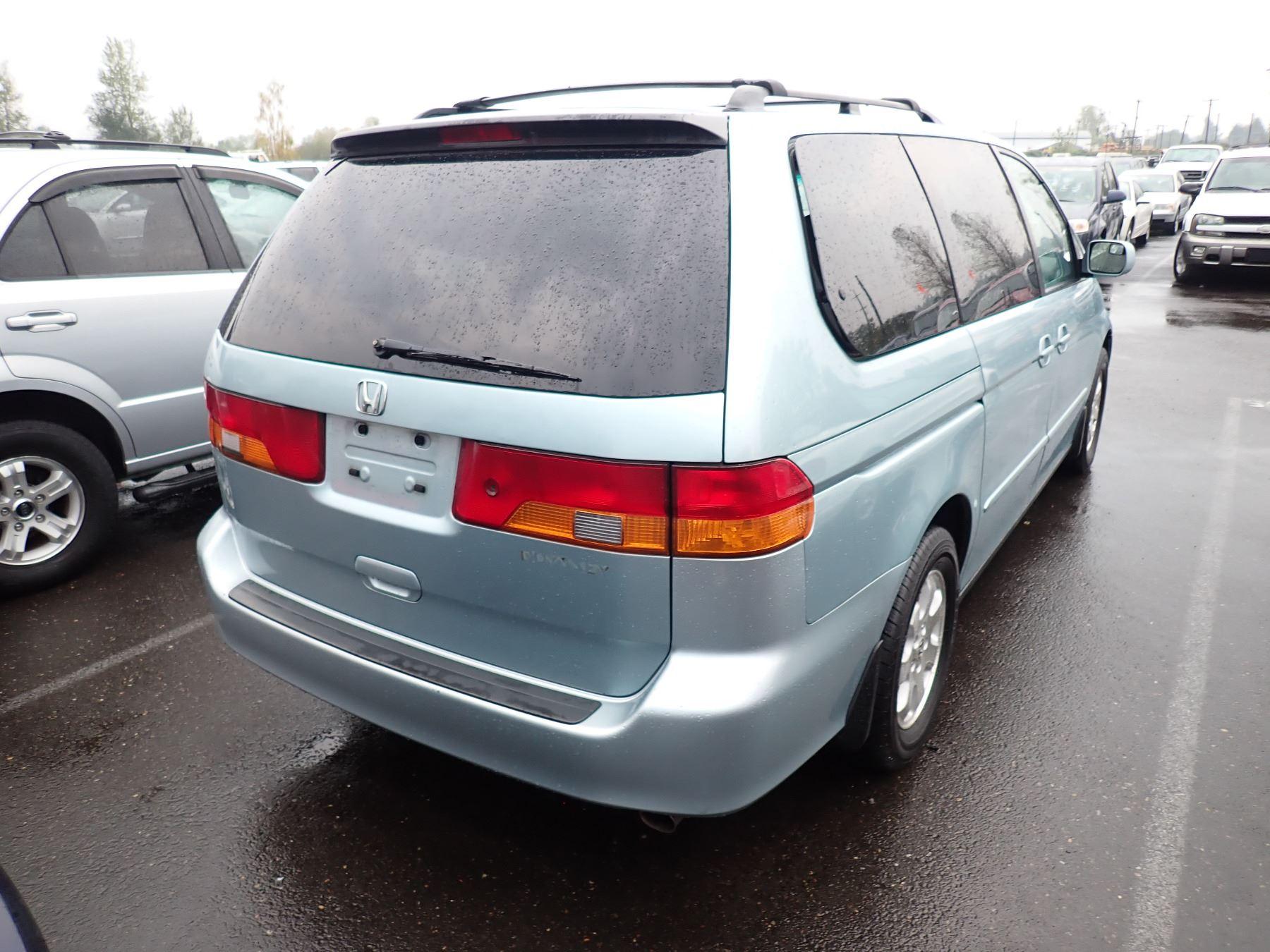 2004 Honda Odyssey - Speeds Auto Auctions