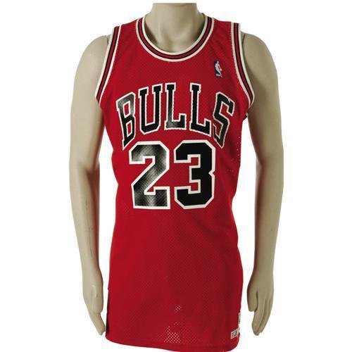 size 40 fe7fd adb8c 1986-87 Michael Jordan Game Worn Jersey