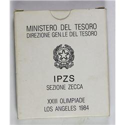 1984 OLYMPICS 500L