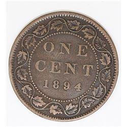 1894 CANADA CENT