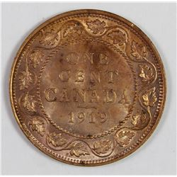 1919 CANADA CENT