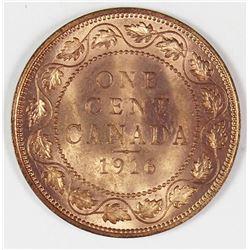 1916 CANADA CENT