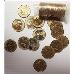 (40) 1992 CANADA DOLLARS