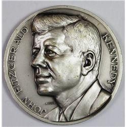 JFK INAUGERRATED 1961 MEDAL