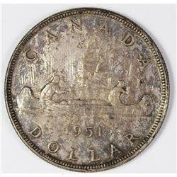 1951 CANADA DOLLAR