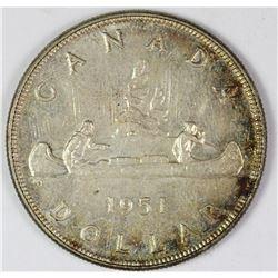 1951 CANADA DOLLARQ