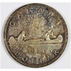 1954 CANADA DOLLAR
