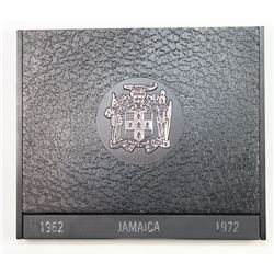 1972 STERLING SILVER 2 OZ JAMAICA PROOF