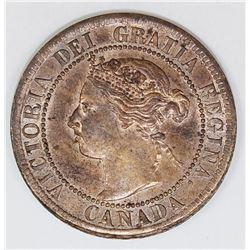 1894 THIN 4 CANADA CENT