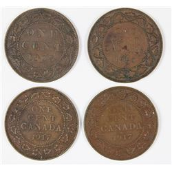 CANADA LARGE CENTS
