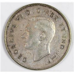 1946 CANADA HALF DOLLAR