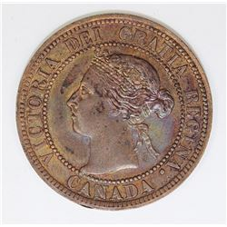 1896 CANADA CENT