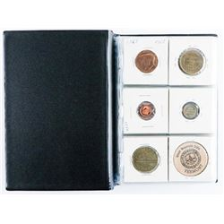 Lot of (60) Collectible Coins, World.