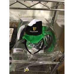 Bag of 12 Guinness St Patrick's Day Headbands