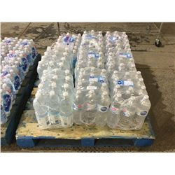 Natural Spring Water Lot of 9