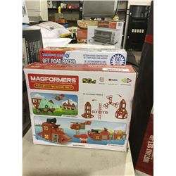 MagformersAmazing Rescue Magnetic Construction Set